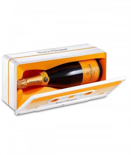 Champagne VEUVE CLICQUOT Audio Tape