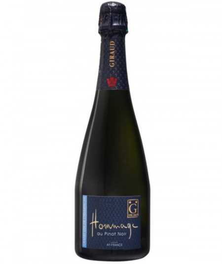 HENRI GIRAUD Hommage Au Pinot Noir Champagne