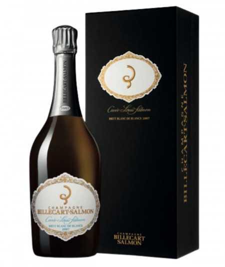 BILLECART-SALMON Champagne Cuvée Louis Blanc De Blancs Vintage 2007